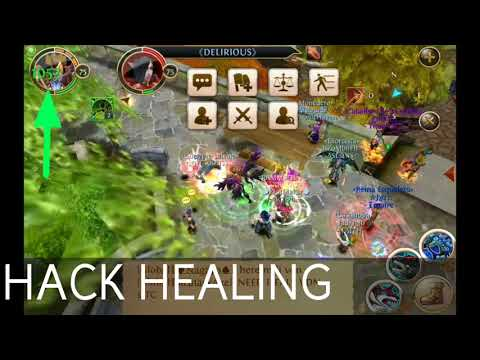 Order & Chaos online: 《DELIRIOUS》 History nab hacker AF ANDROID