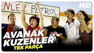Avanak Kuzenler - Türk Filmi (HD)