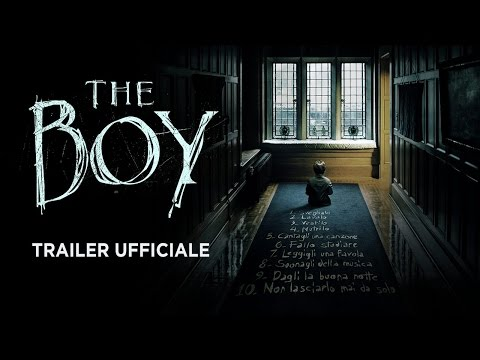 The Boy - Trailer italiano ufficiale [HD]