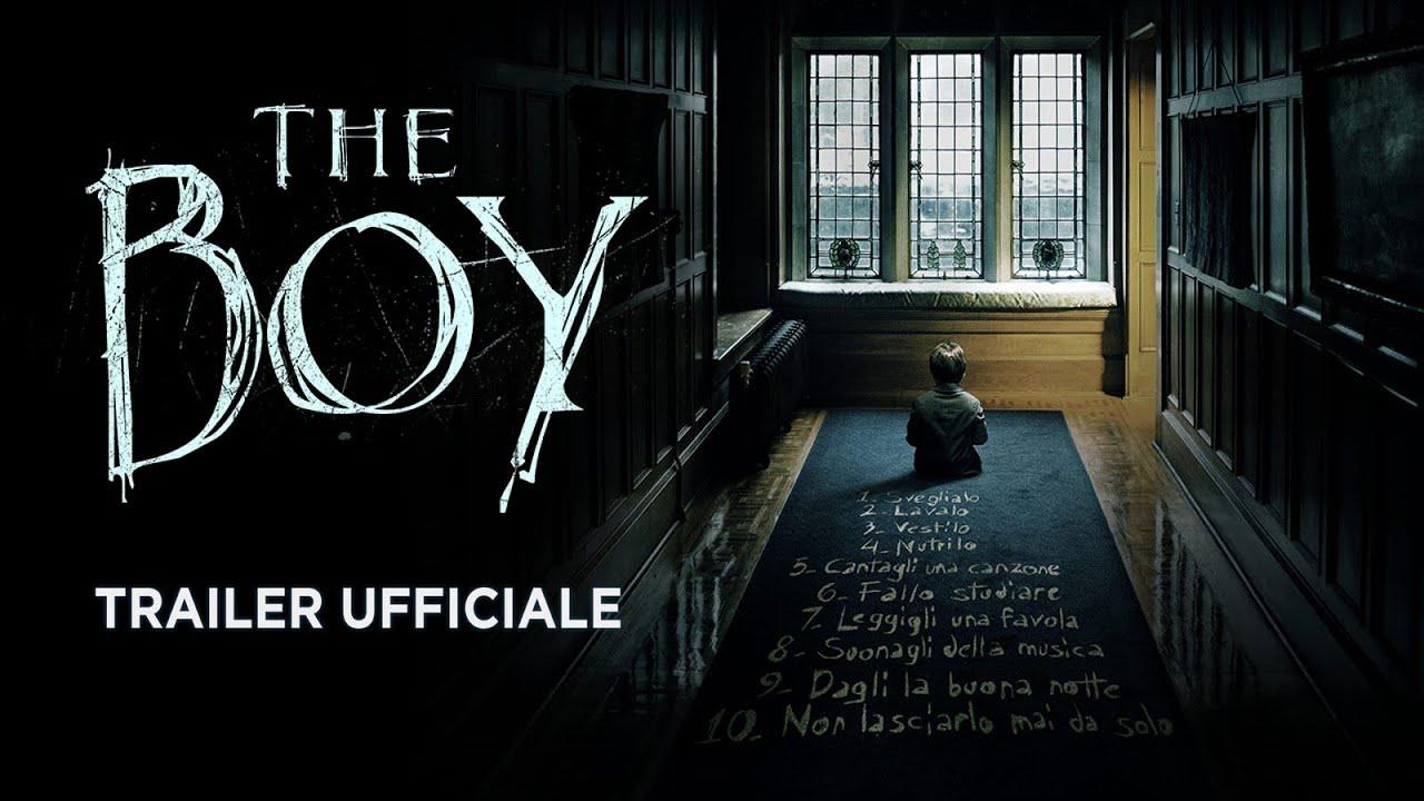 The Boy Trailer