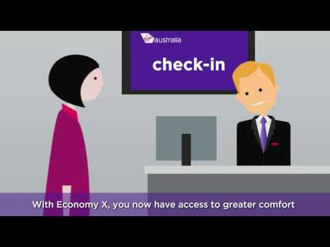 Virgin Australia Economy X