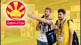 Japan Expo 2018 : résumé des espaces jeux vidéo