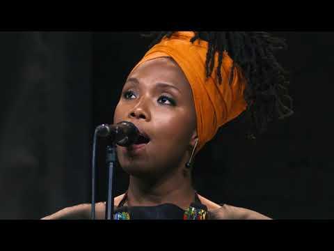 Karyna Gomes (Guinea Bissau). World music festival Porta 2017.