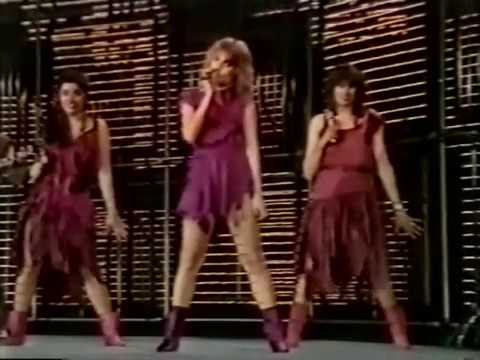 Eurovision 1983 denmark DINAMARCA Gry Johansen - Kloden drejer - EuroFanBcn