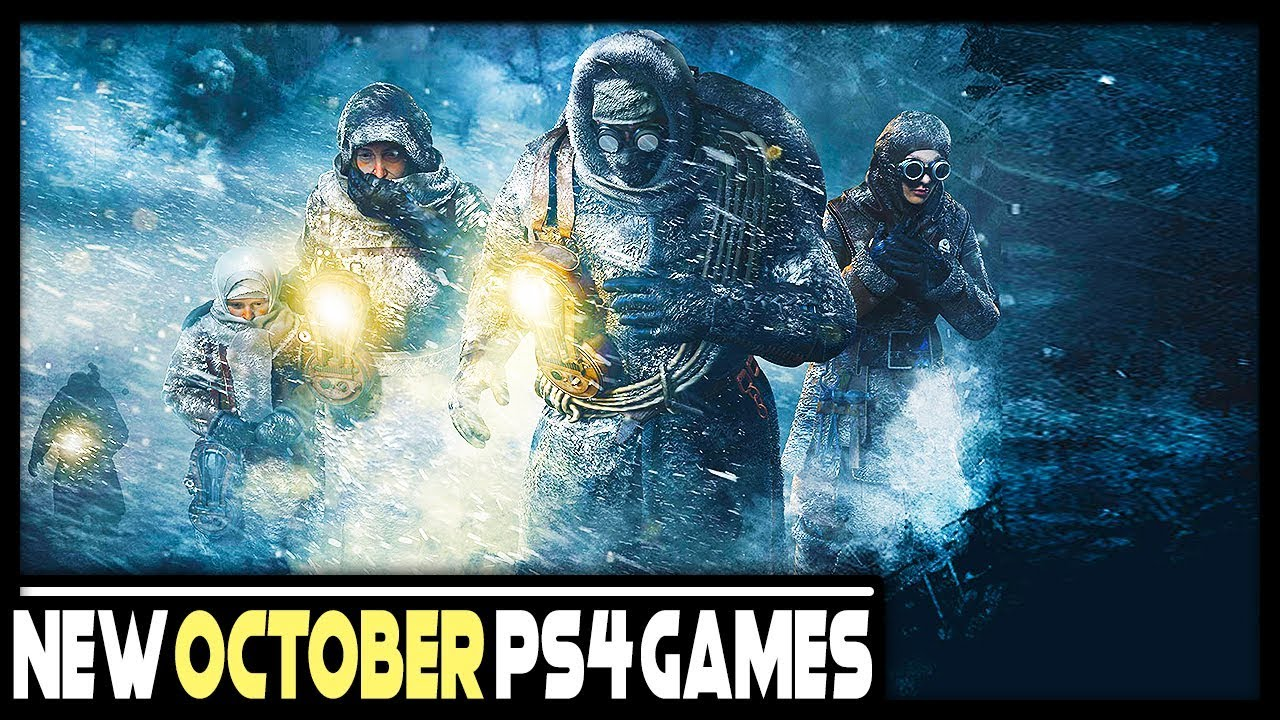 10 AWESOME NEW PS4 GAMES IN OCTOBER 2019 YOU NEED TO KNOW ABOUT!