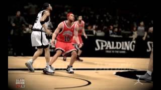 NBA 2K13 PC Gameplay Shohoku vs Sannoh - hanamichi sakuragi  Jordan Player of the Game