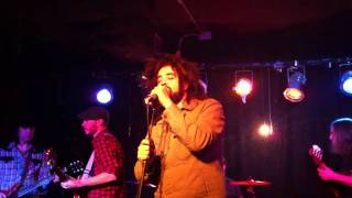 Counting Crows frontman Adam Duritz performing Like Teenage Gravity by Kasey Anderson