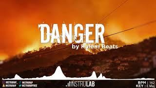 [FREE] Instru Rap Freestyle/Rapide/Trap - DANGER - Prod. by KALEM BEATS