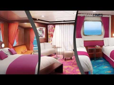 Norwegian Jewel - Video Tour and General Information