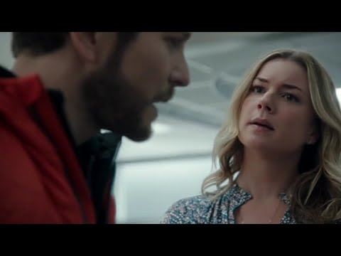 Nic and Conrad talking about bullet scene - The Resident season 4 episode 7