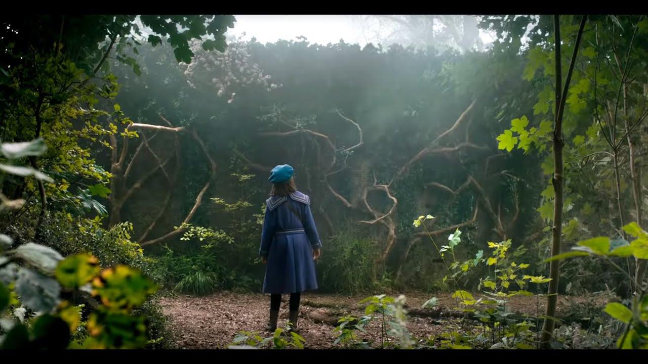Фильм Таинственный сад 2020. Лучшие фильмы для детей