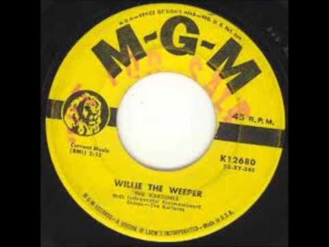 KARTUNES - DEDICATED TO LOVE / WILLIE THE WEEPER - MGM  K12680 - 1956