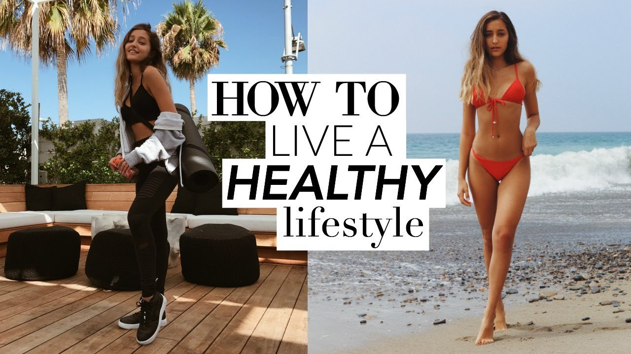 How To Live a HEALTHY LIFESTYLE! My Health Routine! - YouTube