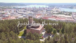 Jyväskylä on the move, Jyväskylä city promotion video 2016, long version