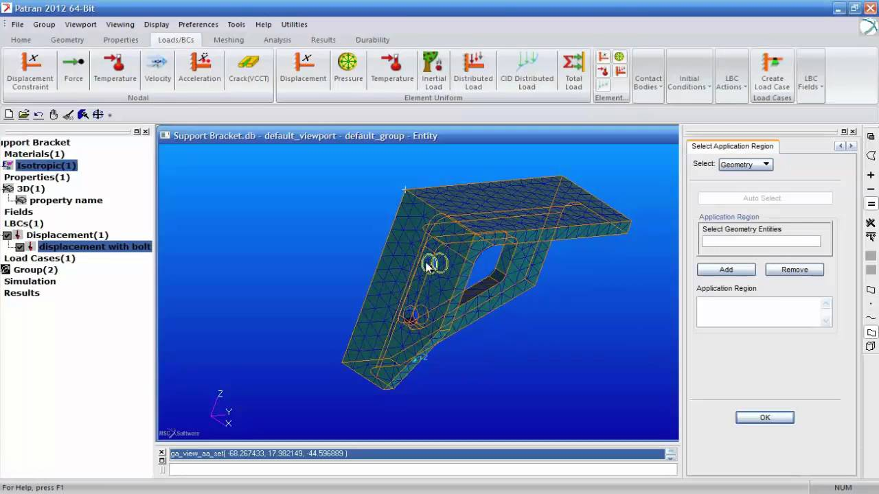 Patran - Complete FEA Modeling Solution