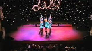 Lily Savage Tiller GIrls