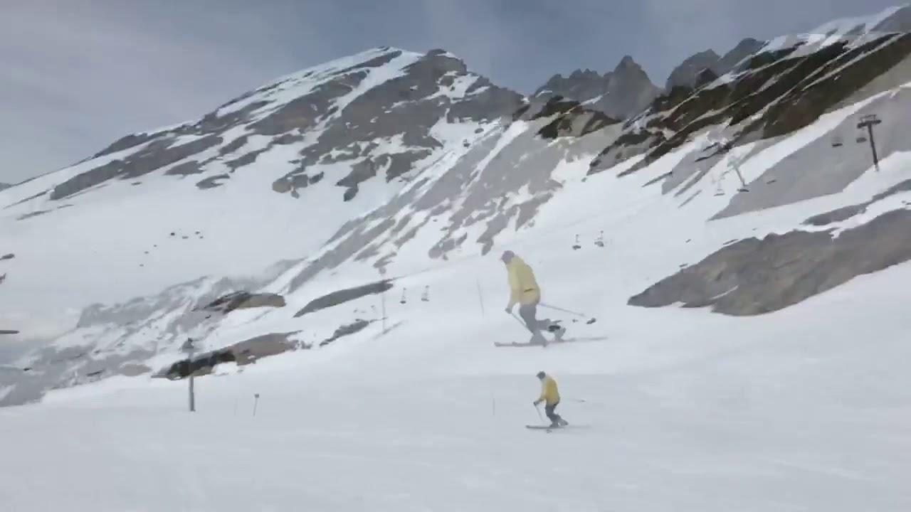 ski-mojo et telemark.