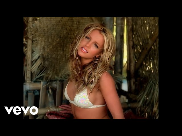 Britney Spears - Dont Let Me Be The Last To Know (Official Video)