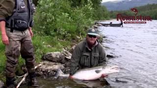 Reisastua Lodge - Big Salmon Fishing in Norway