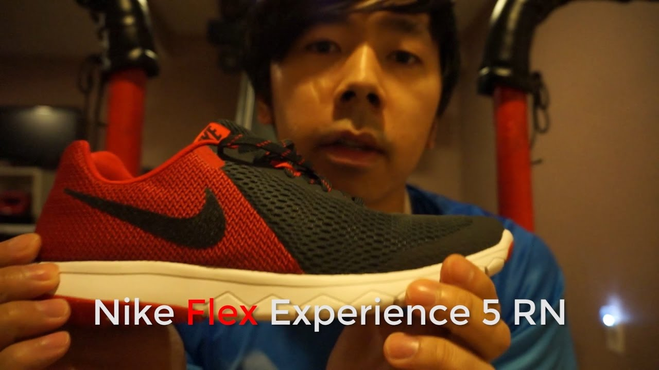 16769eb5a85d Nike Flex Experience 5 RN for DDR Review - YouTube