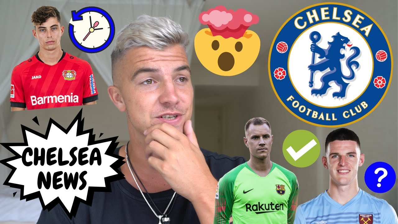 CHELSEA FC NEWS | HAVERTZ Deal UPDATE | BARCA German Goalkeeper TARGET? | Werner x Reece James 😲🧐