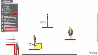 happy Wheels How To  Make Sword Throw Level