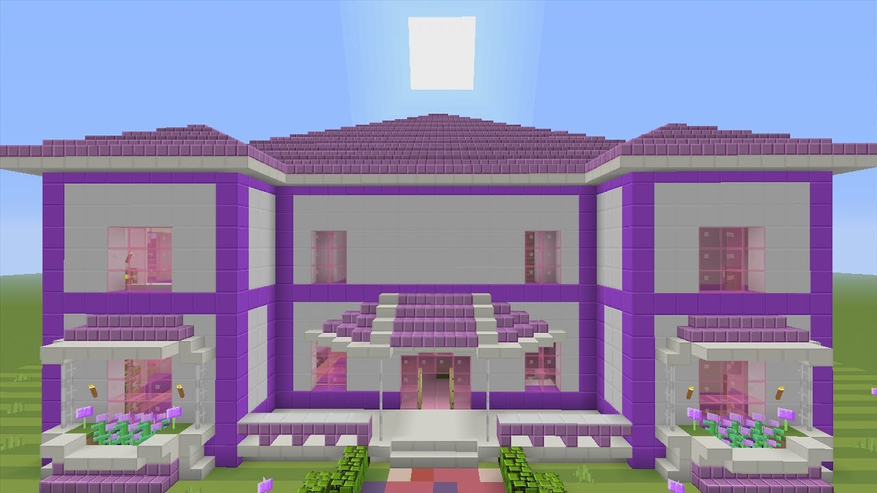 how to build a dream house in minecraft