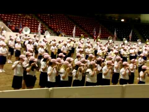 All-Ohio State Fair Band Taft Colliseum 7.29.14