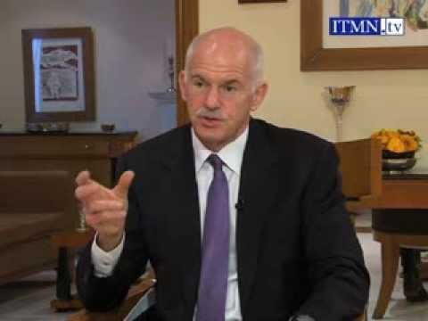 George Papandreou, Former Prime Minister of Greece : Vickram Bahl Interview