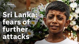 Sri Lanka church services cancelled amid fears of further terrorist attacks