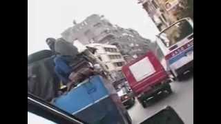 Tiziana Alterio - reportage nel Bazar di Khan el khalili.mp4