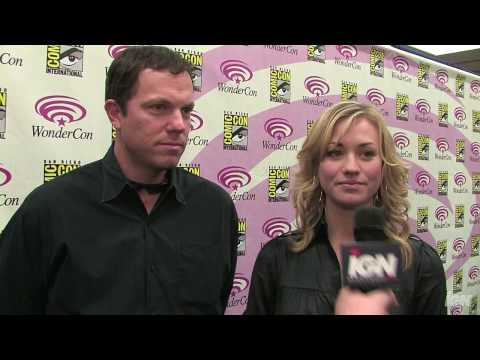 WC 09: Adam Baldwin and Yvonne Strahovski