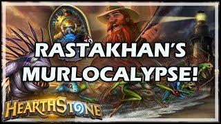 RASTAKHAN'S MURLOCALYPSE! - Boomsday / Hearthstone