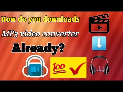 How Do You Download PM3 Video Converter ? របៀបធ្វើ Video ទៅ MP3.(Good)