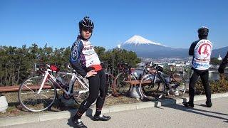 ロードバイク 薩埵峠ヒルクライム 20160211