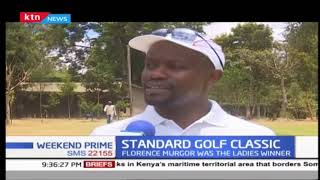 Standard Classic County Golf Tournament winds up in Eldoret