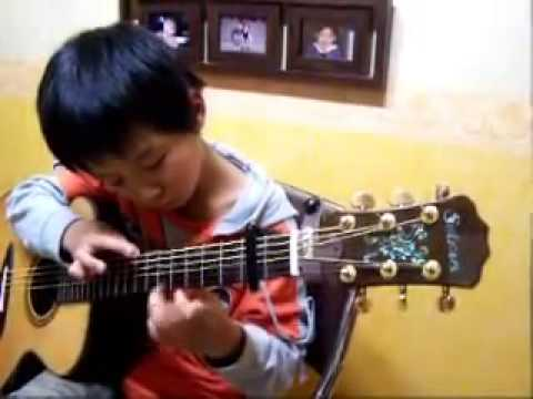 Canon In D   Sungha Jung Acoustic Tabs Guitar Pro 6