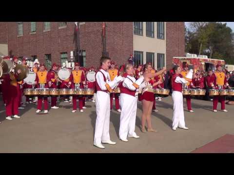 Iowa State University Marching Band - ISU Fight Song (Homecoming 2016)