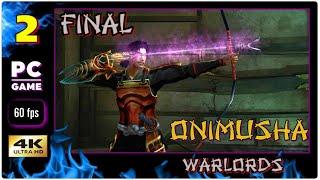 Vídeo Onimusha: Warlords