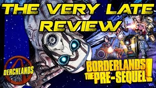 Borderlands The Pre Sequel: The Very Late Review