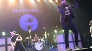 Silverstein-Heaven, Hell And Purgatory-live 03/15/16 Tuscon-USA/Canada Tour