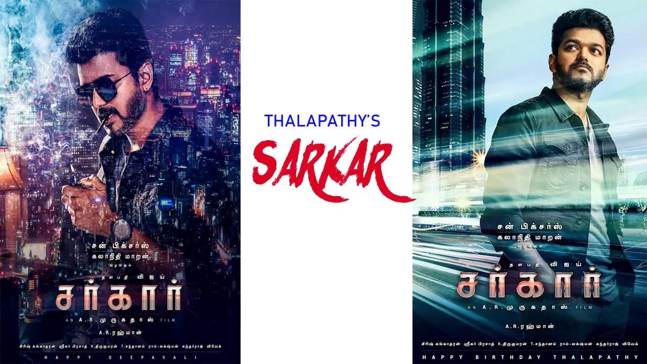 sarkar tamil bgm download