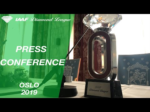 Oslo 2019 Press Conference - IAAF Diamond League
