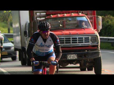 Colombie: Rigoberto Uran, l'espoir inattendu du Tour de France