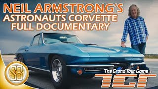 The Grand Tour Game Neil Armstrong's Corvette Full Documentary (Grand Tour Game Chevrolet Corvette)