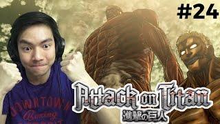 Akhirnya !!! Colossal Titan - Attack On Titan - Indonesia #24