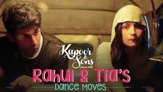 Rahul & Tia's Dance Moves   Kapoor & Sons   Alia Bhatt   Fawad Khan
