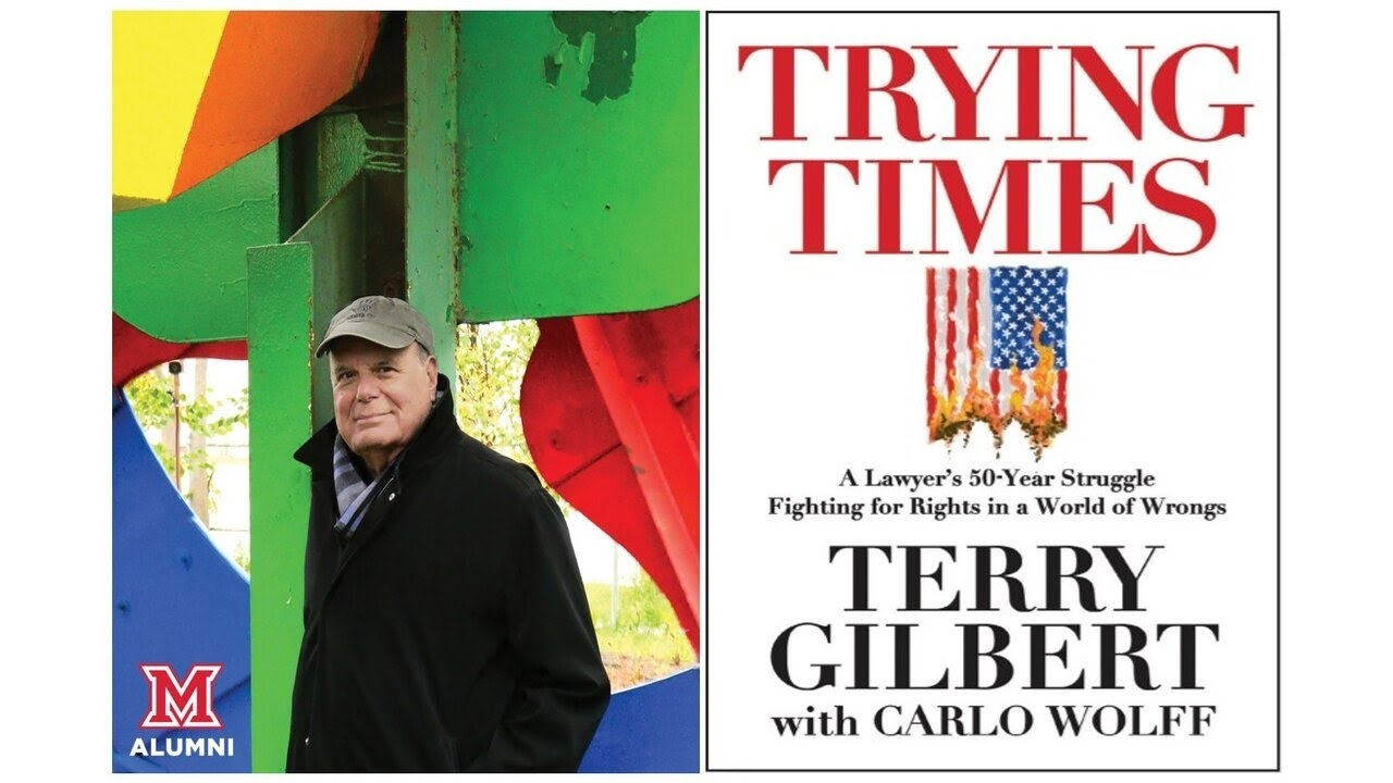 Image for Miami Presents: Trying Times - A Miamian's Experience as a People's Lawyer webinar