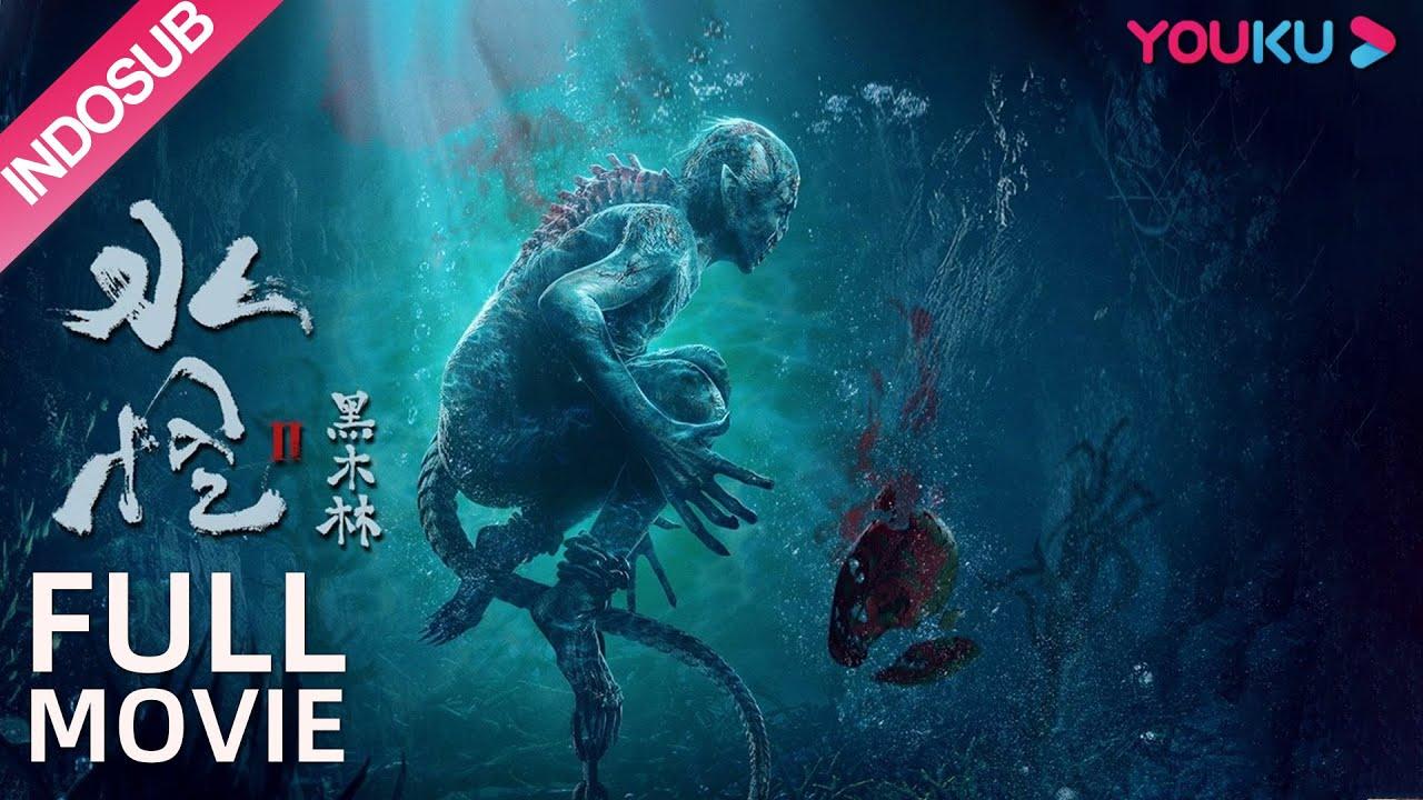 Download INDO SUB [Water Monster 2] Ketakutan datang lagi! Monyet Air datang membalas dendam | YOUKU