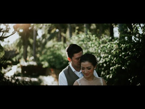 St. Regis Bali Wedding | Vancelia & Edward | Bali Wedding Videography